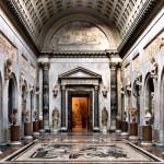 ROMA-Braccio Nuovo Musei Vaticani_0049