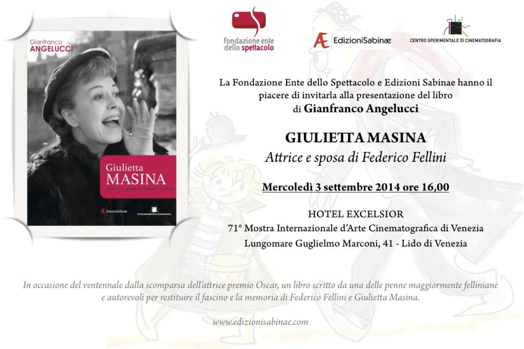 Giulietta Venezia 2014