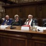 da sx: Simone Casavecchia, Gianni Letta, Rossana Rummo, Gian Luigi Rondi, Piera Detassis