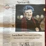 La Repubblica, 21 ottobre 2019