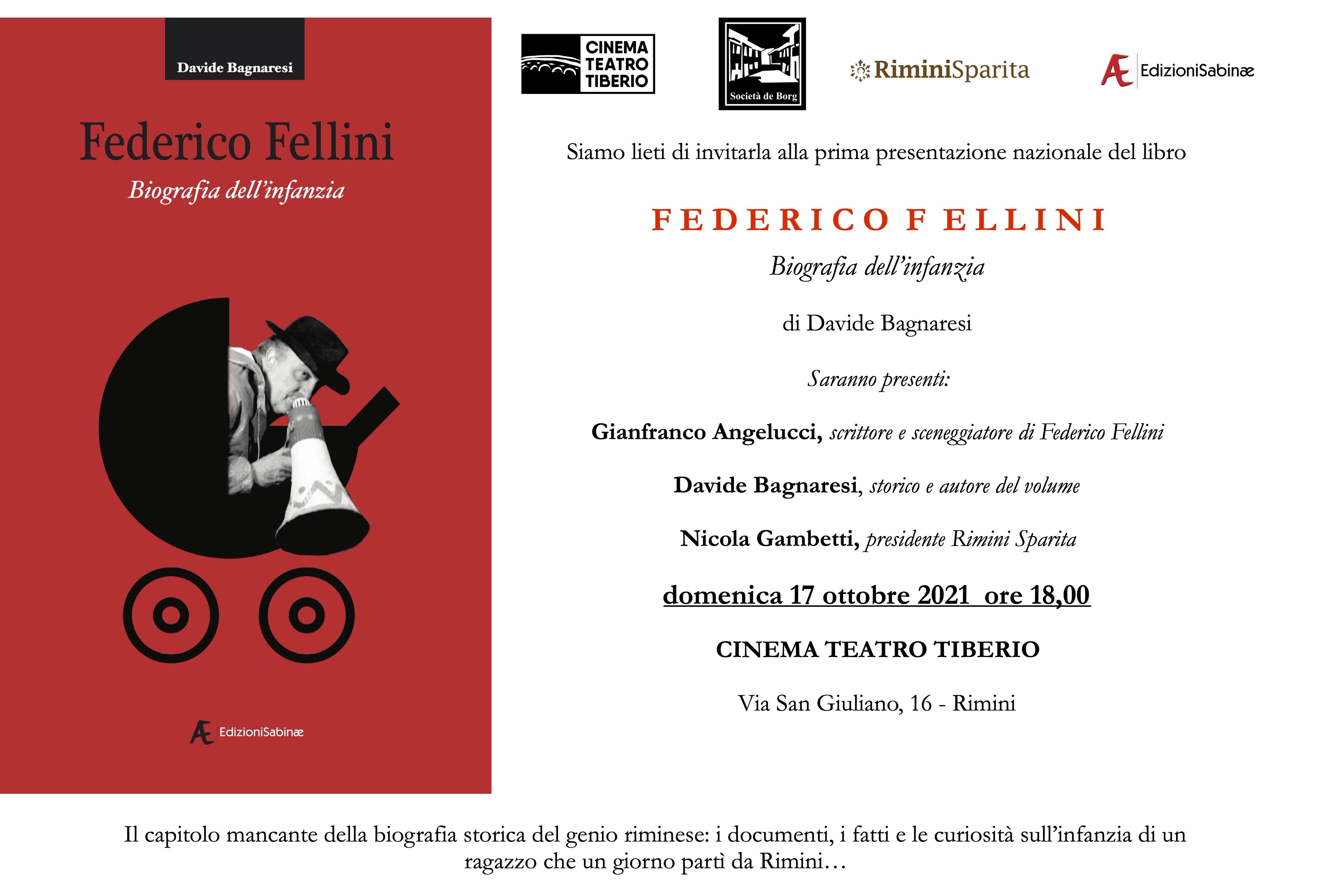 Invito 17 ottobre 2021_Cinema Tiberio_FF biografia dell'infanzia